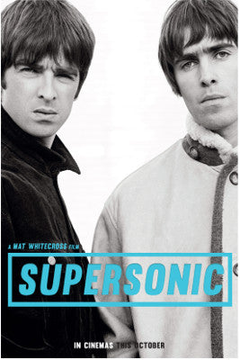 Oasis - Supersonic - A2 Poster