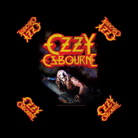 Ozzy Osbourne - Bark at the Moon - Bandana