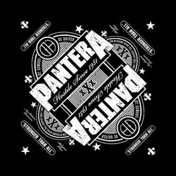 Pantera - Stronger Than All - Bandana