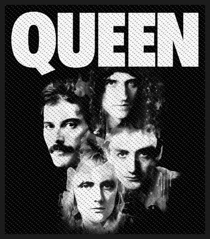 Queen - Faces - Patch