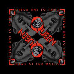 Queen - News Of The World - Bandana