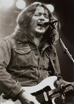 Rory Gallagher - 1982 - A2 Poster
