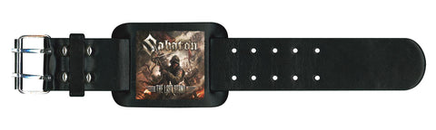 Sabaton - The Last Stand - Leather Wristband