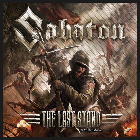 Sabaton - The Last Stand -  Patch