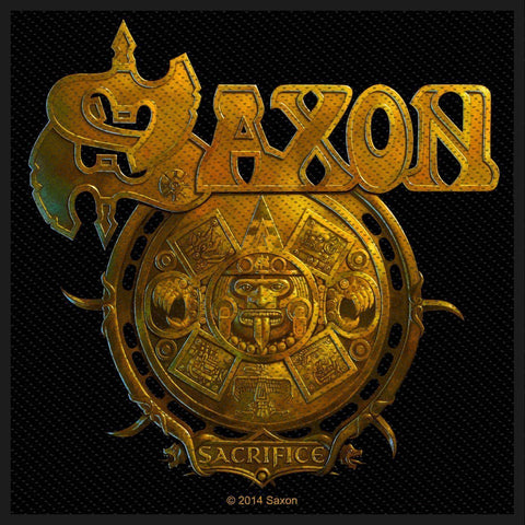 Saxon - Sacrifice - Patch