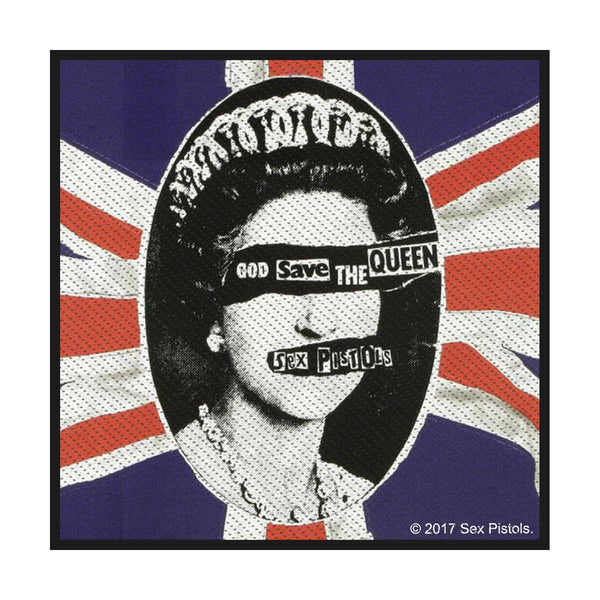 Sex Pistols - God Save The Queen - Patch