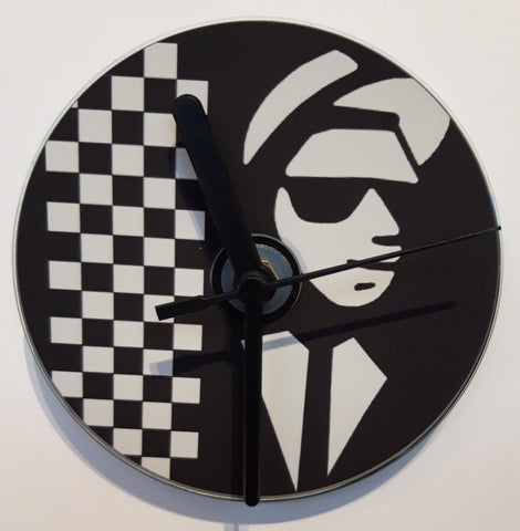 Ska - 2-Tone - Cd Clock
