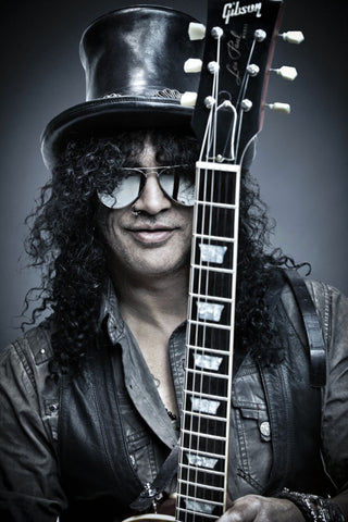Slash - Solo - A4 Music Mini Print