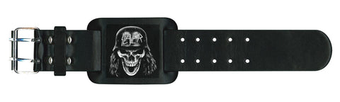 Slayer - Wehrmacht - Leather Wristband