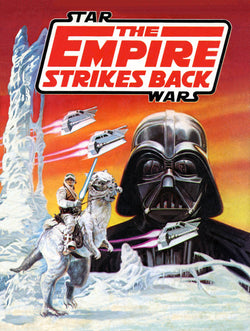 Star Wars - Episode V - The Empire Strikes Back - Canadian - A4 Movie Mini Print