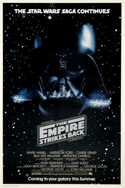 Star Wars - Episode V - The Empire Strikes Back - A4 Movie Mini Print H