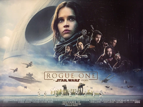 Star Wars - Star Wars - Rogue One - A4 Movie Mini Print