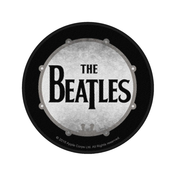 The Beatles - Drumskin - Circular Patch