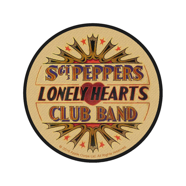 The Beatles - Sgt. Peppers Lonely Hearts Club Band - Circular Patch