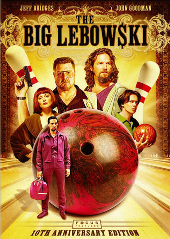 The Big Lebowski - A4 Movie Mini Print B
