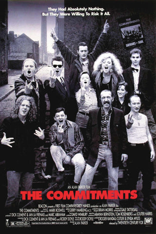 The Commitments - A4 Movie Mini Print