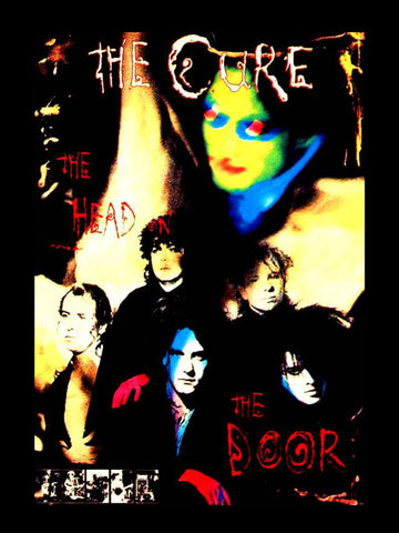 The Cure - The Head in the Door - A4 Music Mini Print