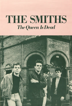 The Smiths - The Queen is Dead - A4 Music Mini Print
