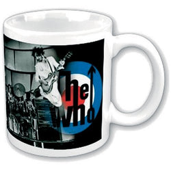 The Who - On Stage - Mug