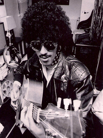 Thin Lizzy - Phil Lynott - Shades - A4 Music Mini Print