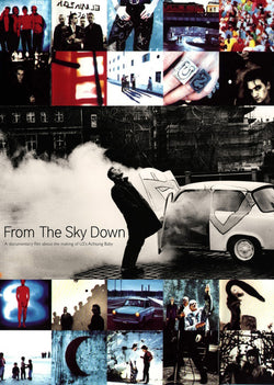 U2 - From the Sky Down - A4 Music Mini Print