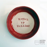 Mother Of Hallions Butter Dish