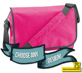Choose Any Norn Iron Design For Your Messenger Bag