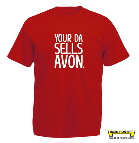 YOUR DA SELLS AVON