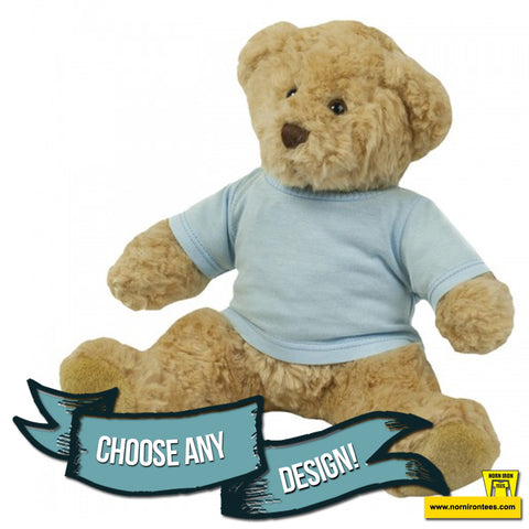 Norn Iron Bear - Choose from any Norn Iron Tees Design