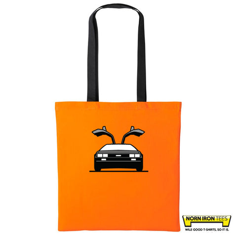 Delorean - Duo Colour Tote Bag