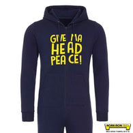Give Ma Head Peace Onesie