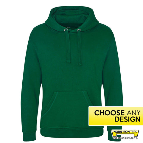 Heavyweight Hoodie - Choose Any Norn Iron Design