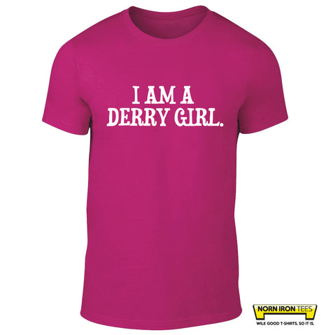 I AM A DERRY GIRL