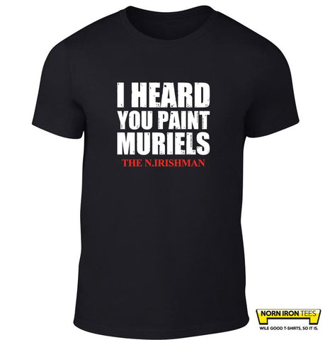 I Hear You Paint Muriels