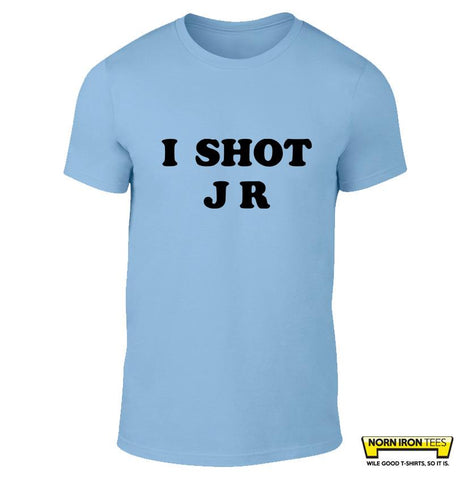 I Shot JR Father Ted T-shirt