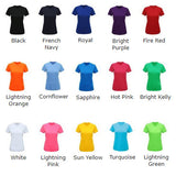 Women's Sports Tee - Choose Any Norn Iron Design