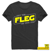 MAY THE FLEG BE WITH YOU