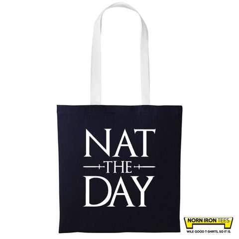Nat The Day - Duo Colour Tote Bag
