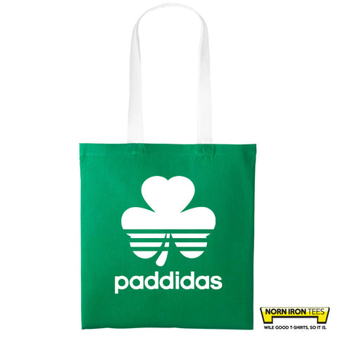 Paddidas - Duo Colour Tote Bag