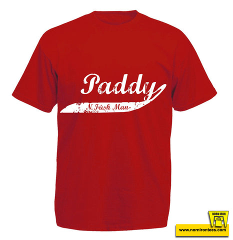 Paddy N.Irish Man