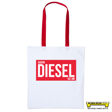 Suckin Diesel - Duo Colour Tote Bag