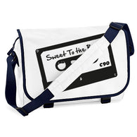Sweet To The Beat Messenger Bag