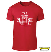 The Wee N.Irish Fella.