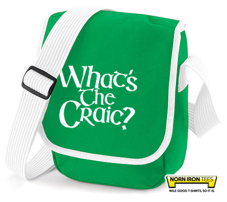 What's the craic? - small bag