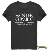 Winter Is Coming - Stick The Immersion On