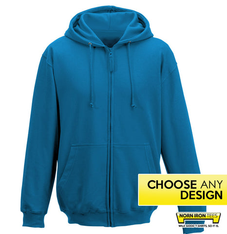 Zip Hood - Choose Any Norn Iron Design