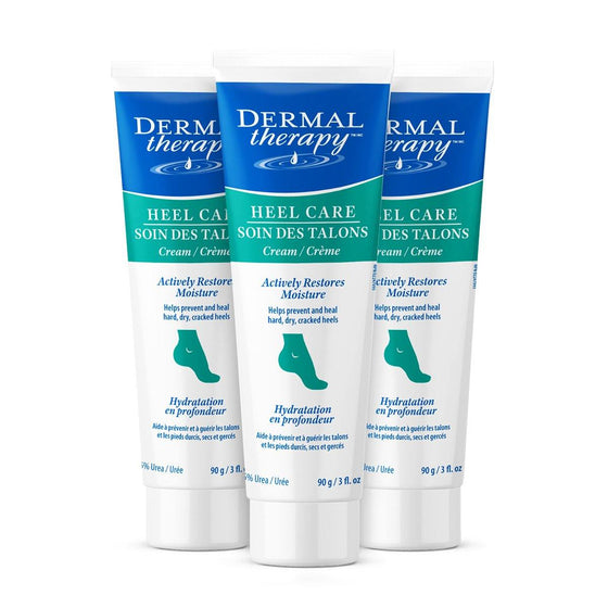 DTR 3 x Heel Care Cream (3oz)