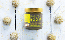 MIX AND MATCH- 4 Jars of any of our 100% ORGANIC NUT & SEED BOOST BUTTERs