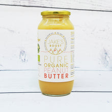 Certified 100% Organic- Lightly Roasted PEANUT BUTTER