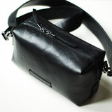 Mini box bag - soft shaped